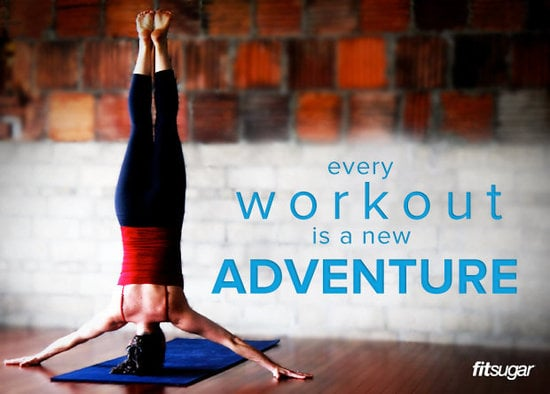 Monday Motivation: Try a New Workout
