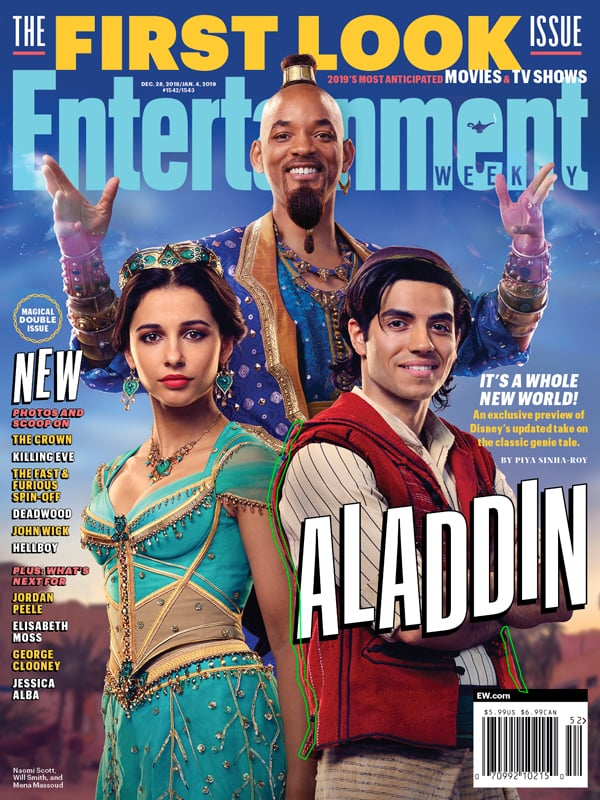 Image result for aladdin entertainment weekly