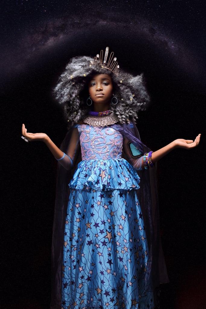 Photo Shoot Features Black Girls as Disney Princesses ...