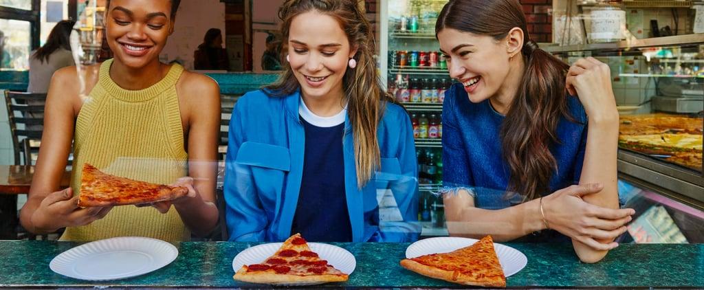 لماذا تجعل البيتزا الناس سعداء؟