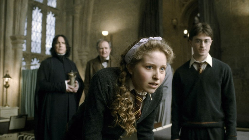 Lavender Brown, played by Jessie Cave
