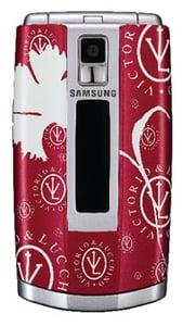 The Vittorio Lucchino Phone by Samsung