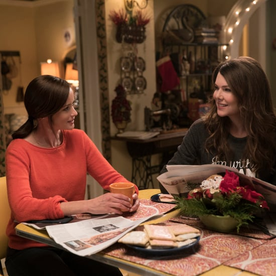 Gilmore Girls Last Four Words Explanation