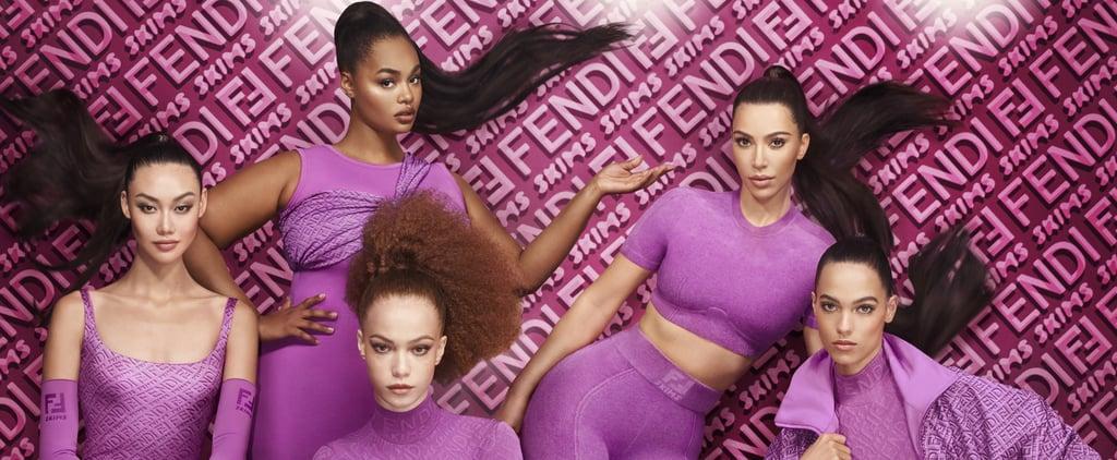 See the Fendi x Skims Collaboration Announcement
