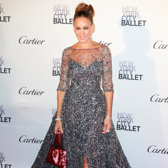 Sarah Jessica Parker at NYC Ballet Gala 2015 | Pictures