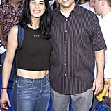 Sarah Silverman and Jimmy Kimmel, 2003