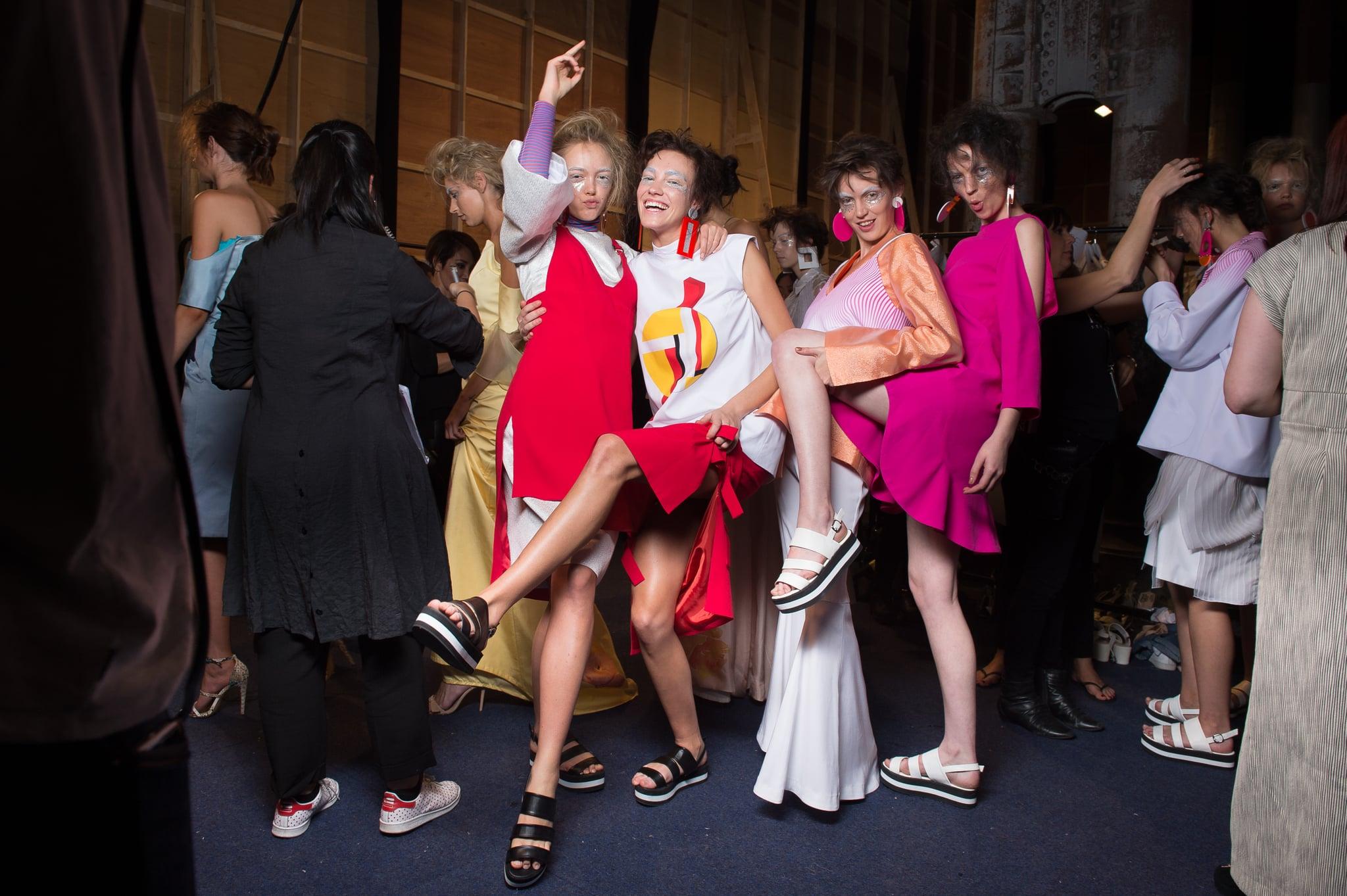 Popsugar Australia When Did You First Fall In Love With Fashion Leah Williams Designer Interview Popsugar Fashion Australia Photo 2