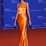Lais Has Attended the White House Correspondents' Dinner