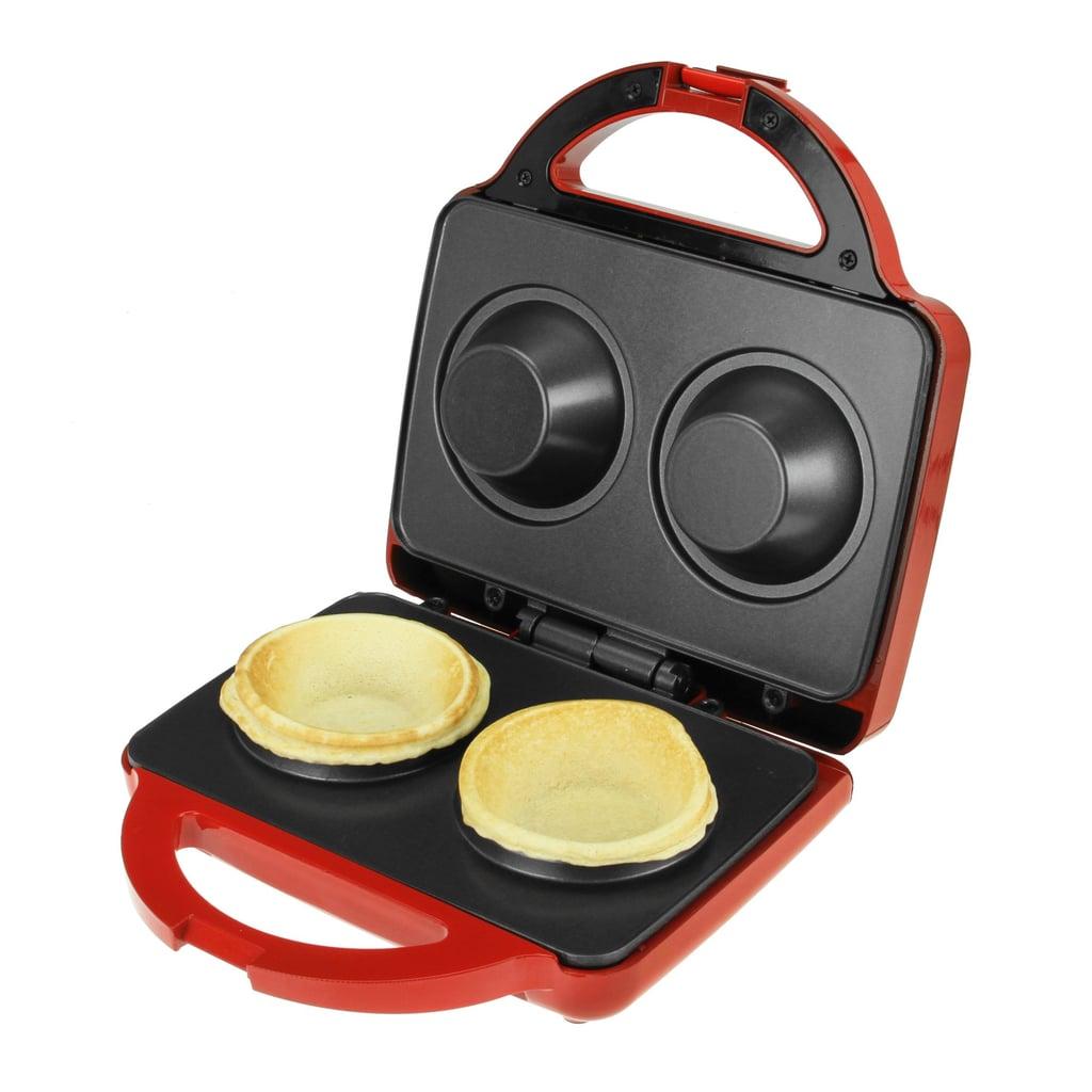 A Waffle Bowl Maker