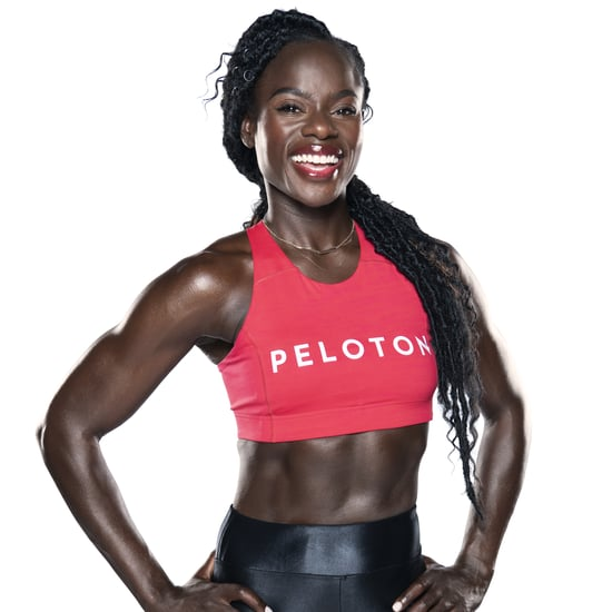 Peloton's Tunde Oyeneyin Simple Advice For Working Out