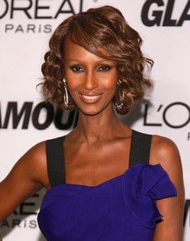 Love It or Hate It? Iman is all Glamour