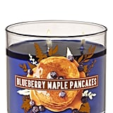 Bath and Body Works Blueberry Maple Pancakes 3-Wick Candle