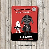 Valentine, I Am Your Friend!