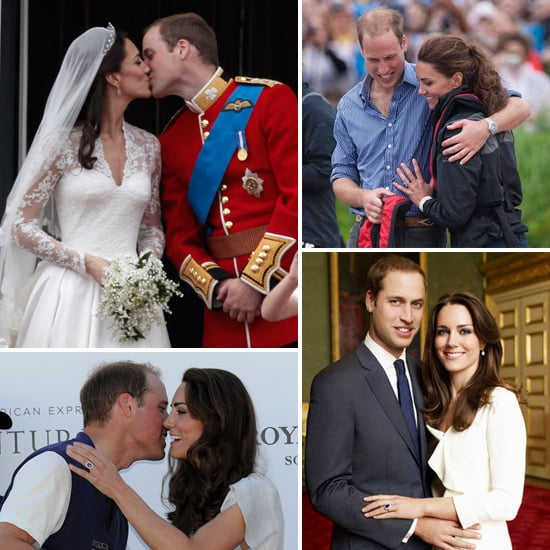 Cutest Prince William and Kate Middleton Moments and Pictures of 2011