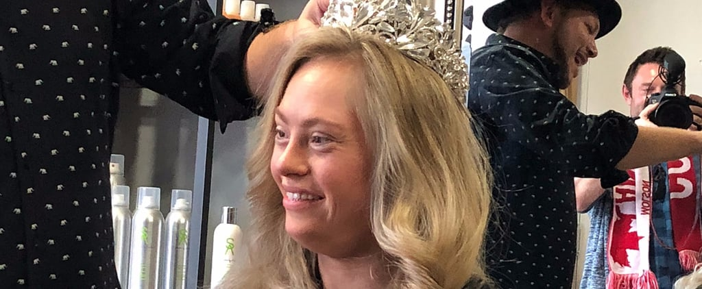 First Woman With Down Syndrome in Miss USA State Pageant