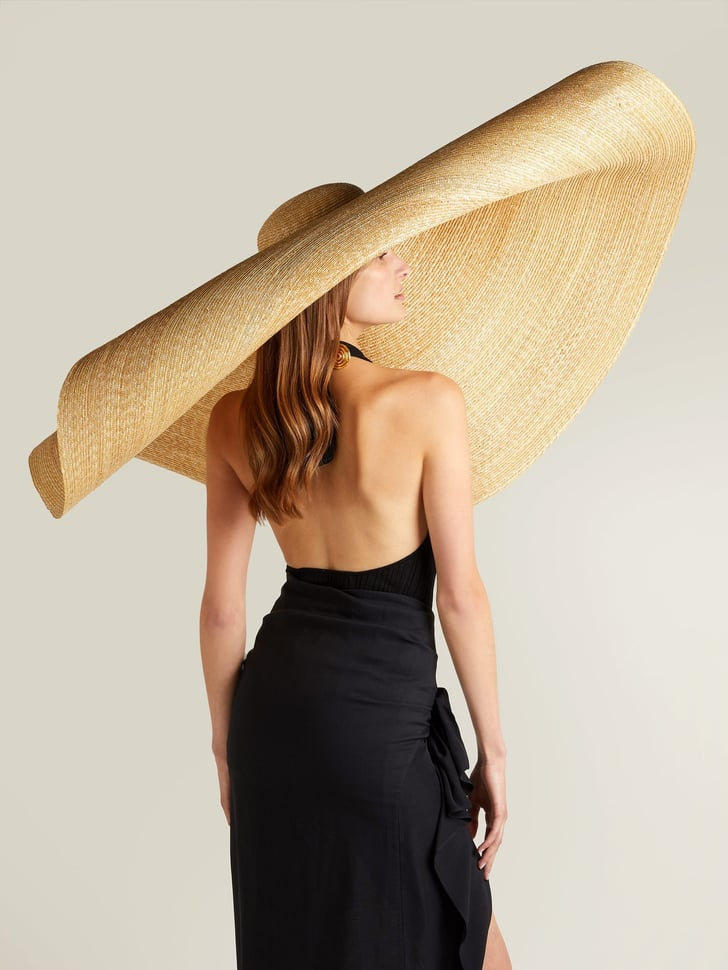 Emma Wore This Oversize Sun Hat By Jacquemus Emma Leth