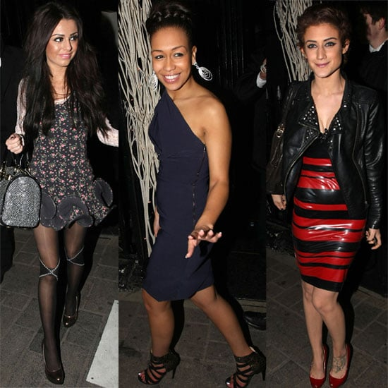 Pictures from X Factor Wrap Party