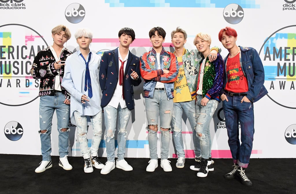 Bts skincare and beauty routine popsugar beauty heres proof the flawless bts boys should be your new beauty inspiration stopboris
