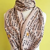 Or this Harry Potter scarf ($43).
