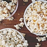 Spicy Cheddar Popcorn or Vanilla Bean Kettle Corn