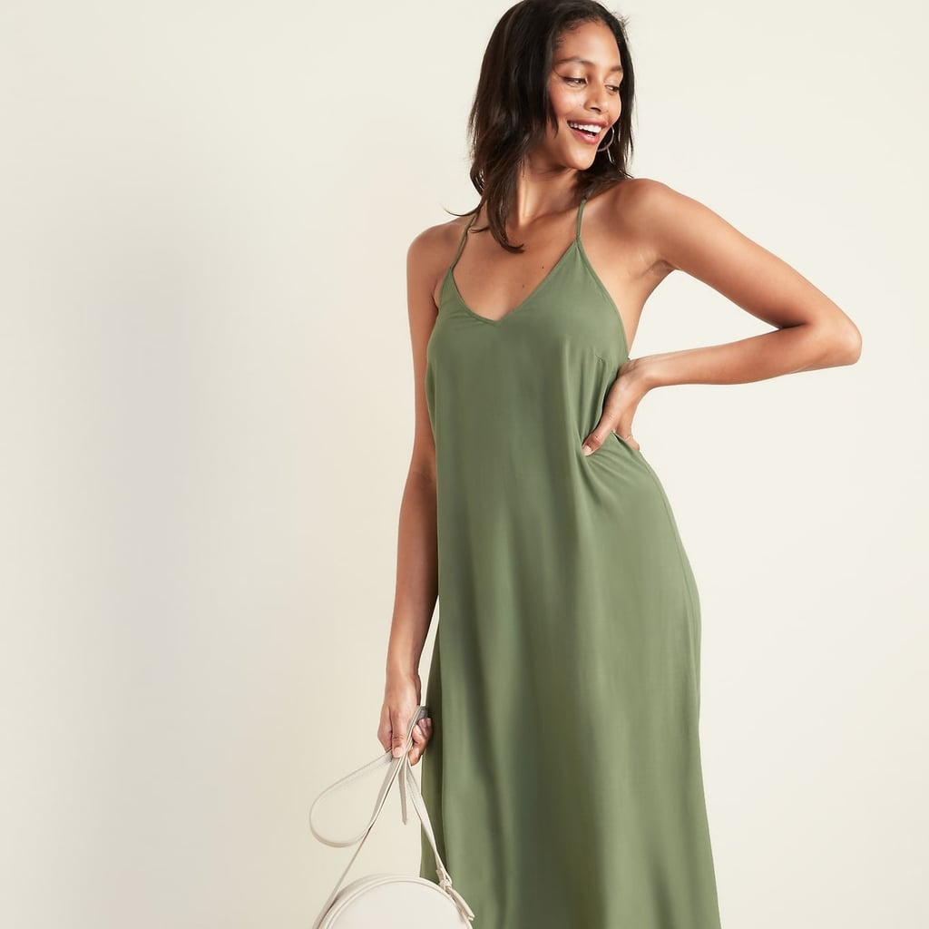Fit & Flare Plus-Size Tiered Maxi Dress | 17 Essentials to ...