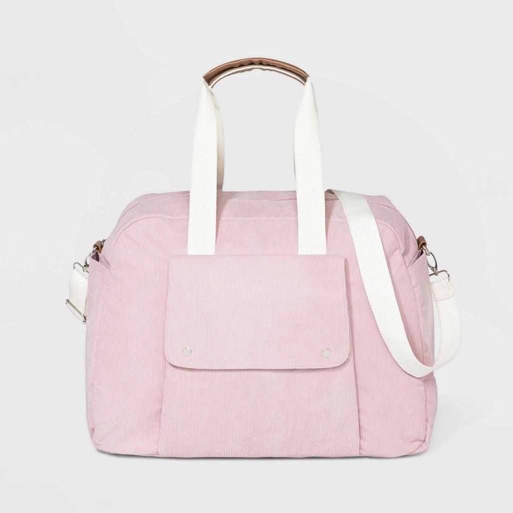 Corduroy Weekender Bag