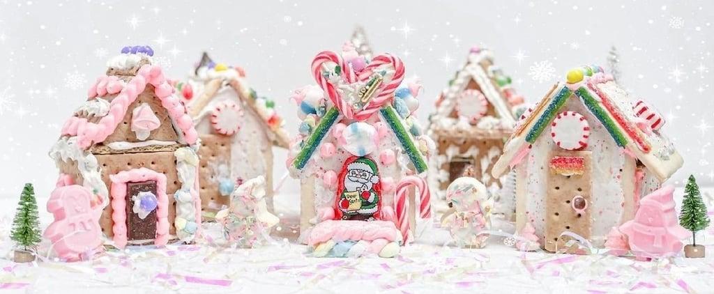 Pop-Tart Gingerbread House Ideas