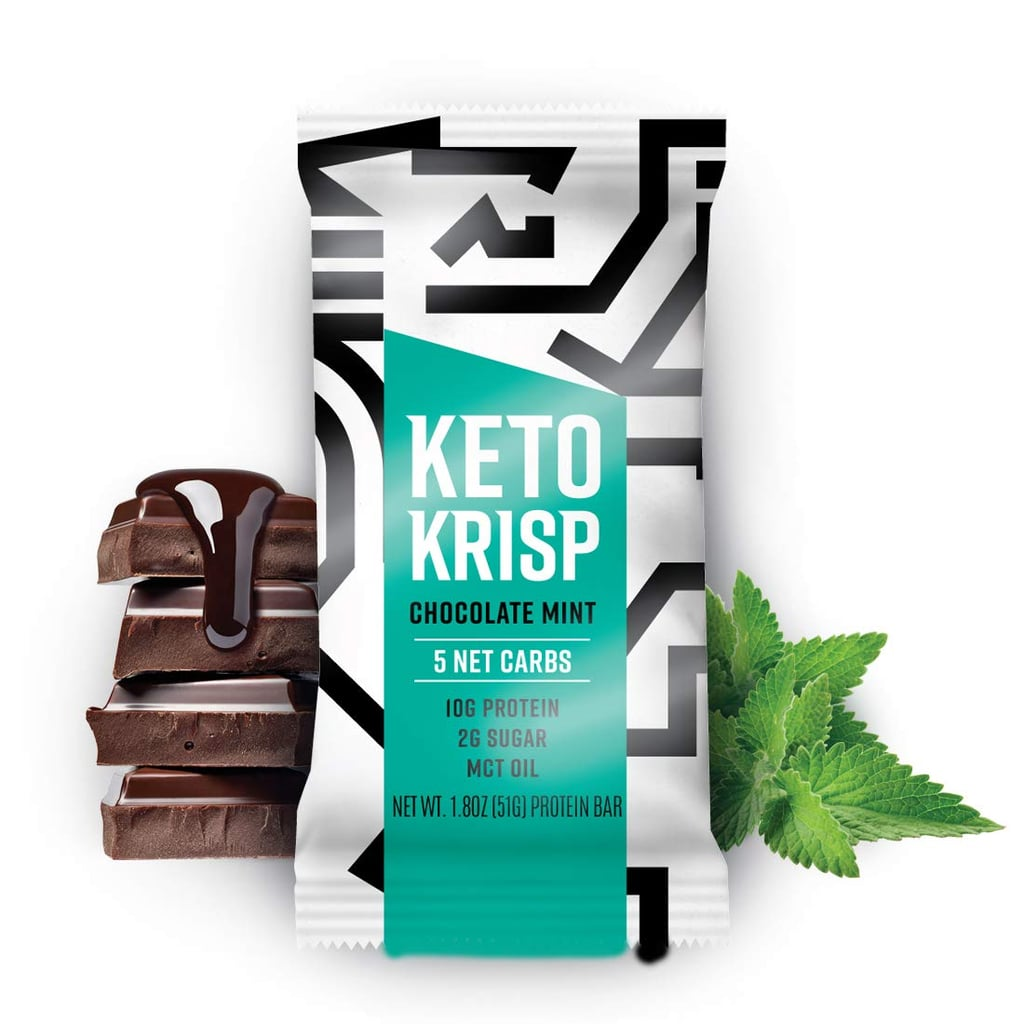 Keto Krisp High0Protein Snack Bar