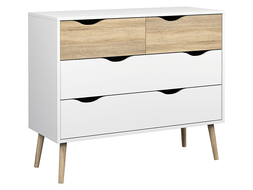 Tvilum Diana 4-Drawer Chest