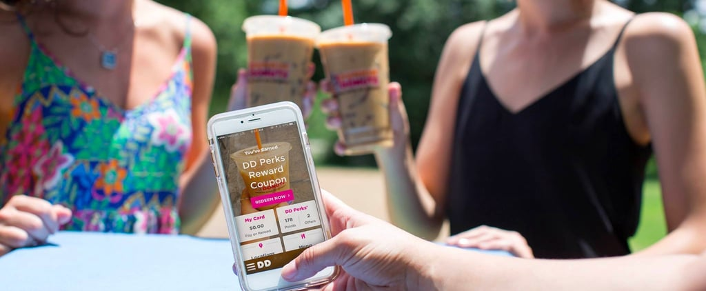 This New Order-Ahead Feature Lets You Cut the Line at Dunkin' Donuts