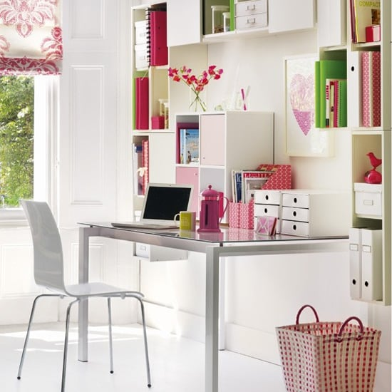 Home Office Decorating and Organizing