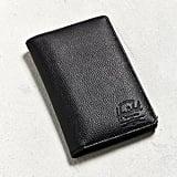 Herschel X Tile Leather Travel Wallet