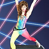 '80 Aerobics Instructor