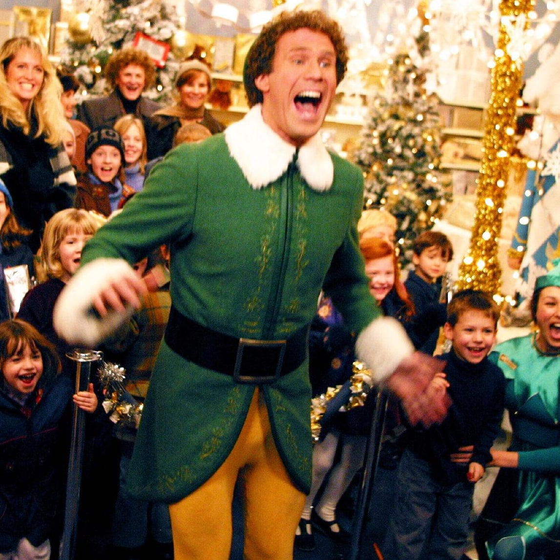 42 Reasons Elf Never Gets Old | POPSUGAR Celebrity UK