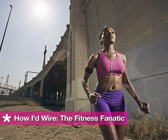 How I'd Wire The Fitness Fanatic