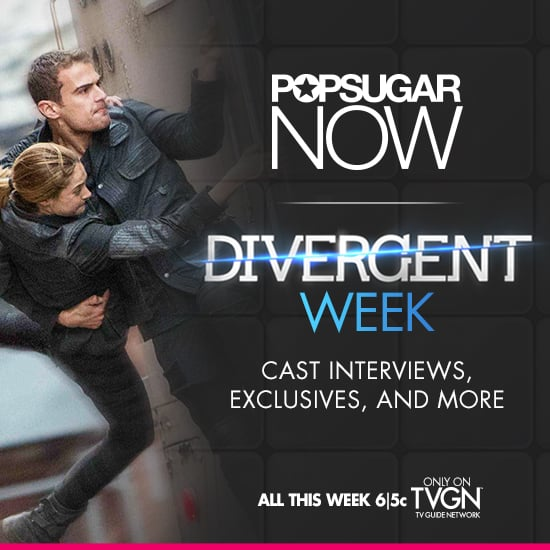 Divergent Clips and Interviews