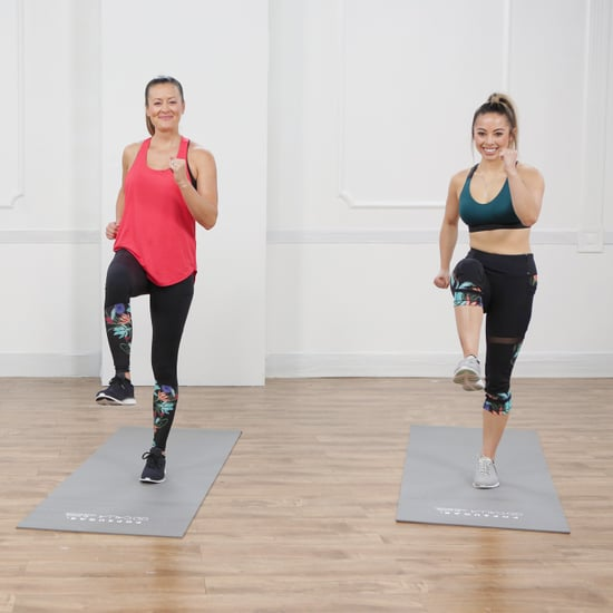 15-Minute No-Equipment Full-Body Tabata Workout