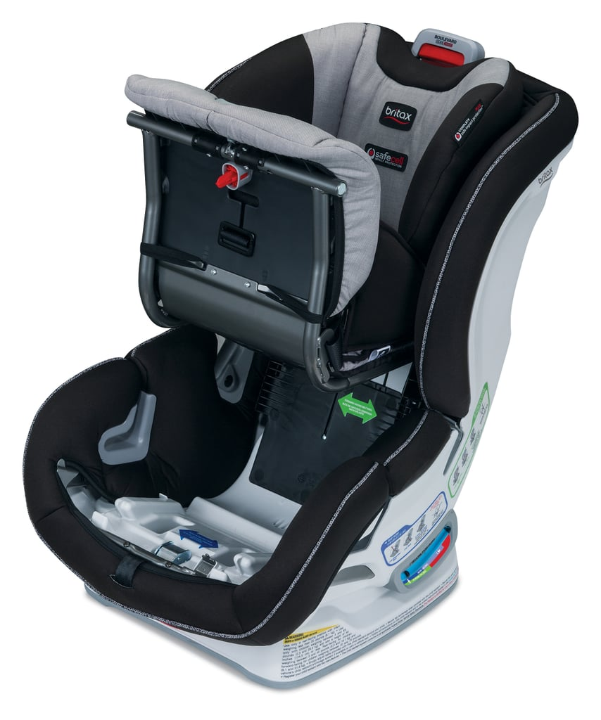 Can T Open Click Tight On Britax Car Seat