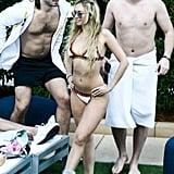 Corinne Olympios Bikini Pictures in Miami March 2017
