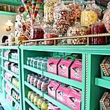Honeydukes Candy Selection