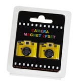 Modcloth Camera Magnets and Air Freshener