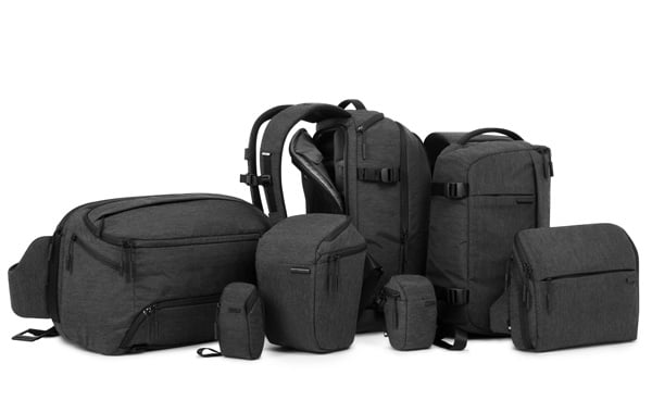 Incase Introduces a New Camera Bag Lineup For All Photogs