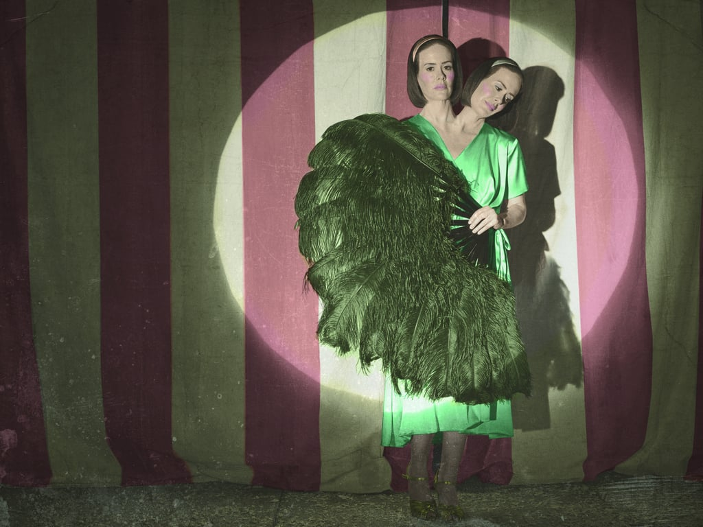 Bette and Dot Tattler, Freak Show