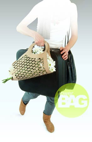 Cool Idea: Flower BagPack
