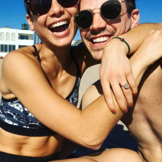 Grant Gustin Engaged 2017