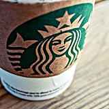 Early versions of the logo featured a full-body shot of the Starbucks siren.