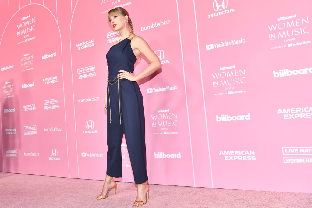 Taylor Swift at the Billboard Women in Music Event 2019