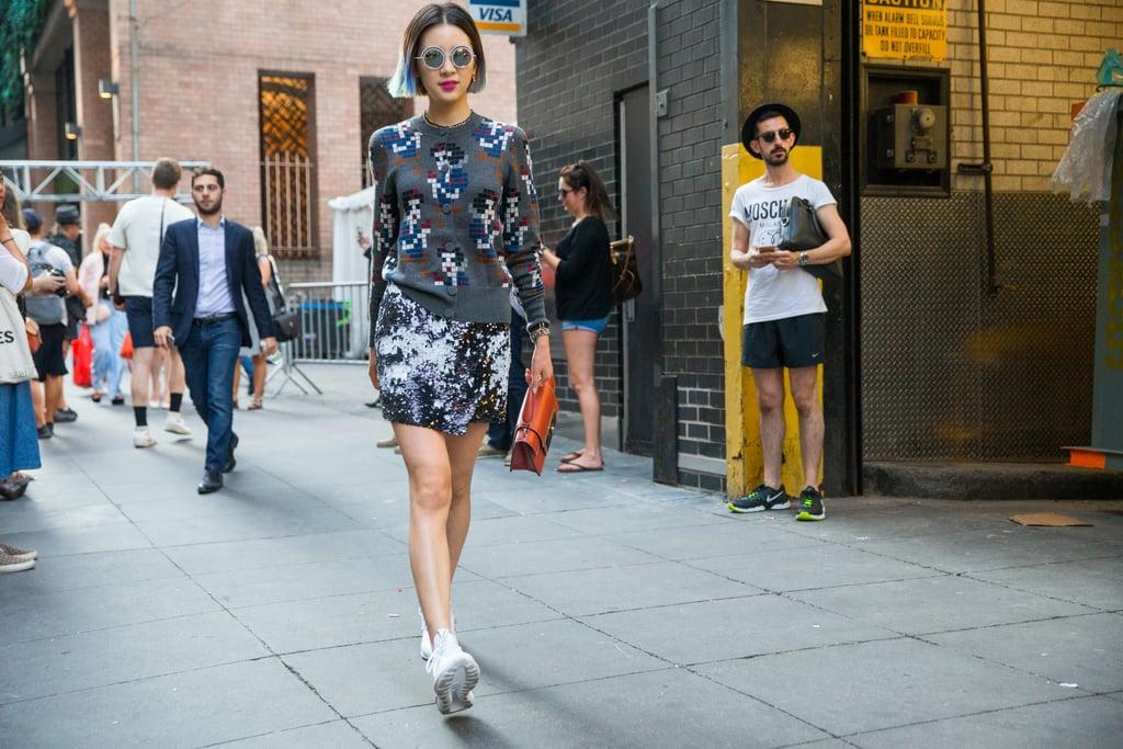 New York Fashion Week, Day 8