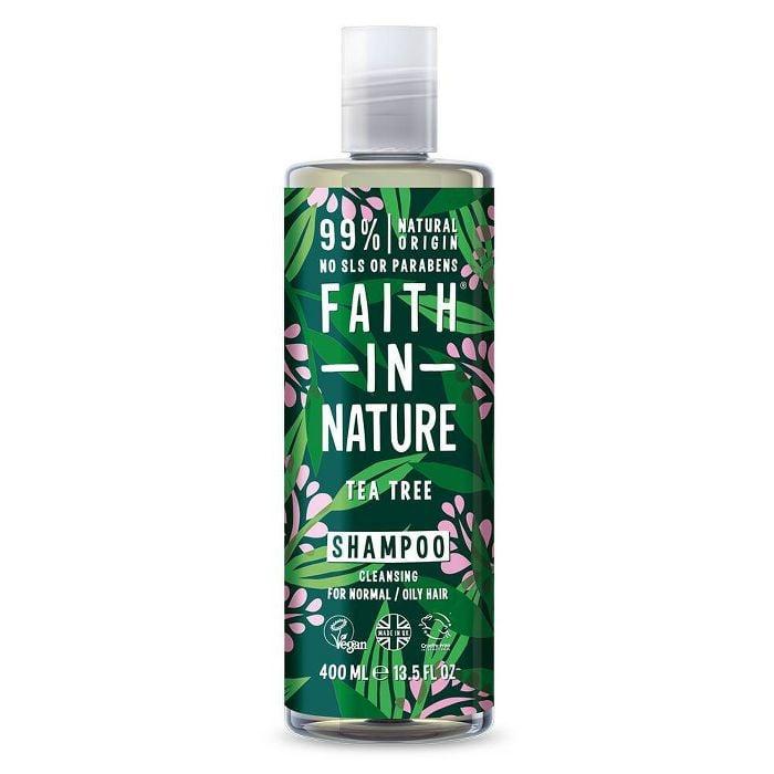 Faith in Nature Tea Tree Shampoo