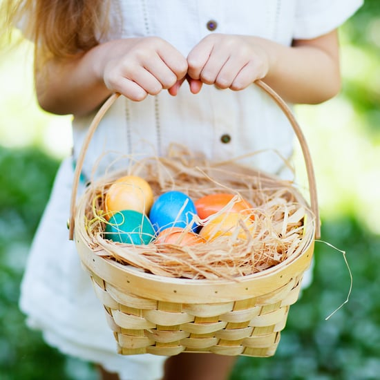 How to Personalize Easter Baskets For Kids